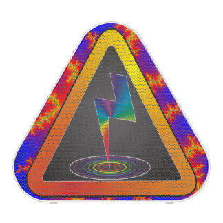 Electromagnetic Radiation Warning! Speaker