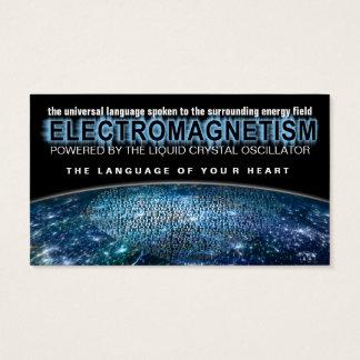 Electromagnetism BUSINESS CARDS