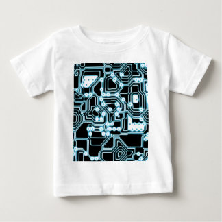 ElecTRON - Blue / Black Baby T-Shirt