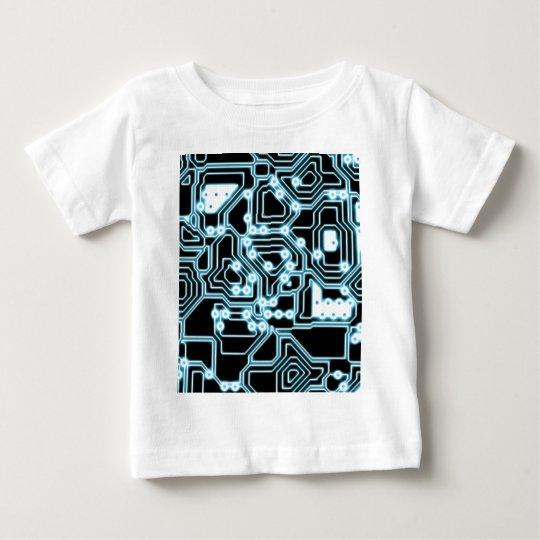 ElecTRON - Blue / Black Baby T-Shirt
