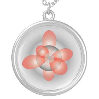 Electron Orbital Necklace