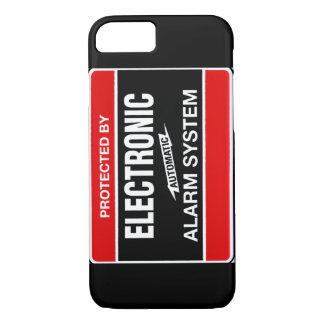Electronic Alarm System iPhone 7 Case