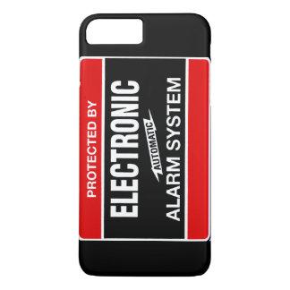 Electronic Alarm System iPhone 8 Plus/7 Plus Case