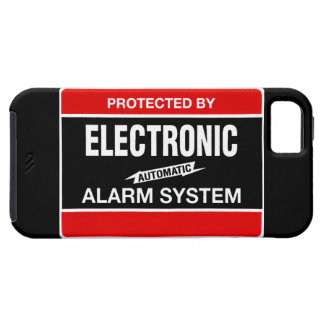 Electronic Alarm System iPhone SE/5/5s Case