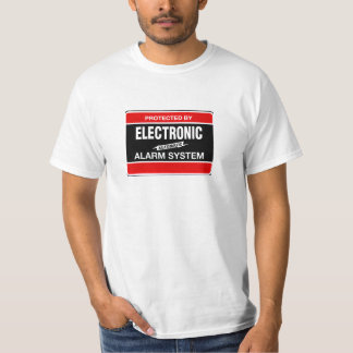 Electronic Alarm System T-Shirt