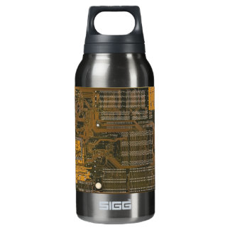 electronic circuit board insulated water bottle