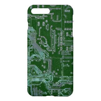 electronic circuit board iPhone 8 plus/7 plus case
