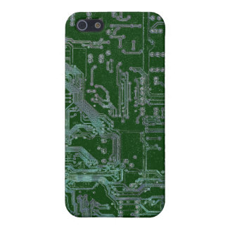 electronic circuit board iPhone SE/5/5s case