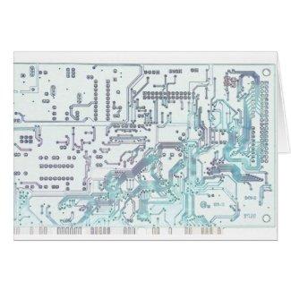 electronic circuit card