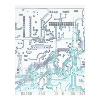 electronic circuit flyer
