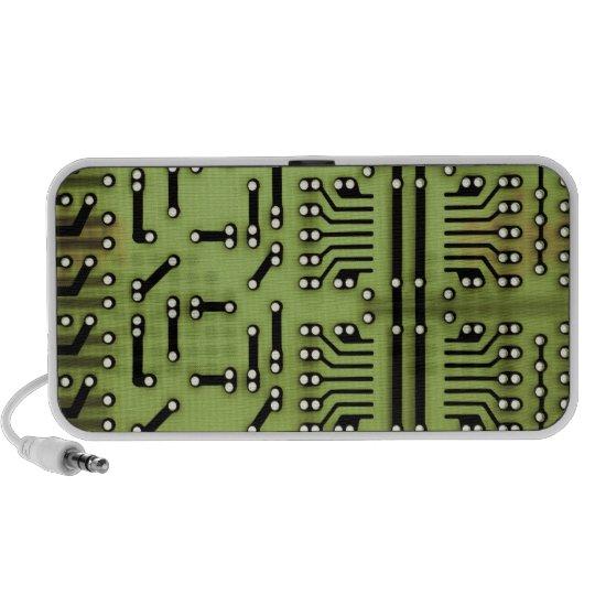 electronic circuit IC Portable Speaker