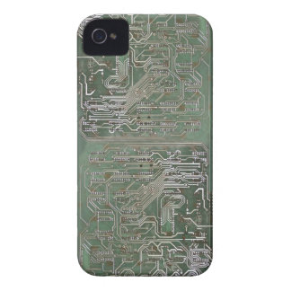 Electronic Circuit iPhone 4 Cover