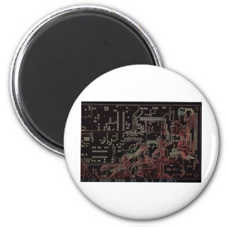 electronic circuit magnet
