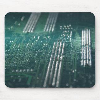 Electronic City Mousepad