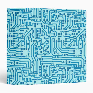 Electronic Digital Circuit Board Binder