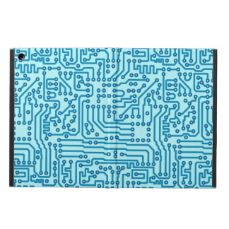 Electronic Digital Circuit Board Cover For iPad Air