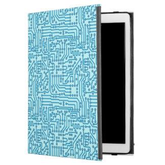 Electronic Digital Circuit Board iPad Pro Case