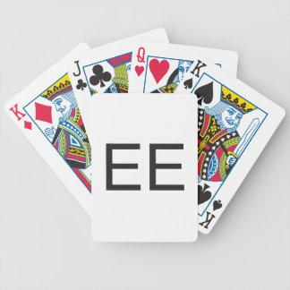 electronic emission.ai poker deck