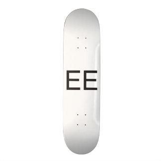 electronic emission ai skateboard