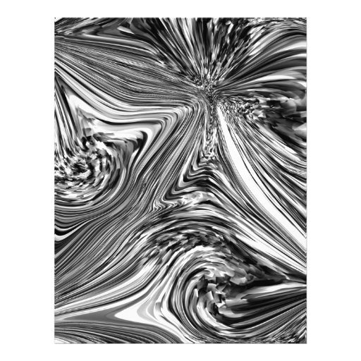 Electronic Foil Customized Letterhead