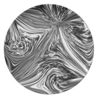 Electronic Foil Dinner Plate