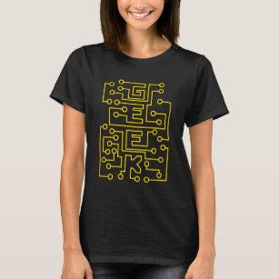 4e9f214d Electronics T-Shirts - T-Shirt Design & Printing | Zazzle