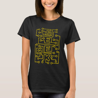 Electronic Geek Shirt