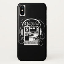Electronic items iPhone x case