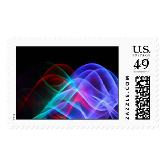 Electronic Jellyfish Postage