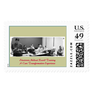 Electronic Medical Record Training @ UUHS... Postage Stamp