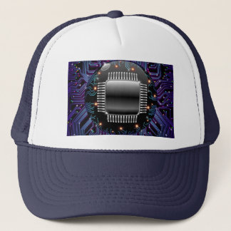 Electronic Motherboard Circuit Hat
