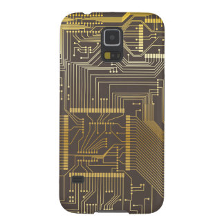 Electronic PCB Galaxy S5 Covers