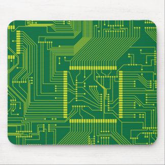 Electronic PCB Mouse Pad