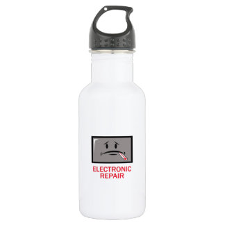 ELECTRONIC REPAIR 18OZ WATER BOTTLE