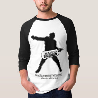 Electronic Rumors: Keytar Axe-Man, All Synth...All T-Shirt
