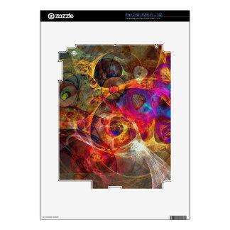 ELECTRONIC SKIN iPad 2 SKINS