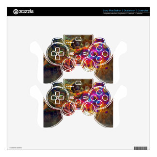 ELECTRONIC SKIN SKIN FOR PS3 CONTROLLER