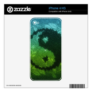 Electronic skins Collection 9 Decal For The iPhone 4S