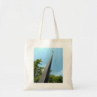 Electronic Surveillance Tote Bag