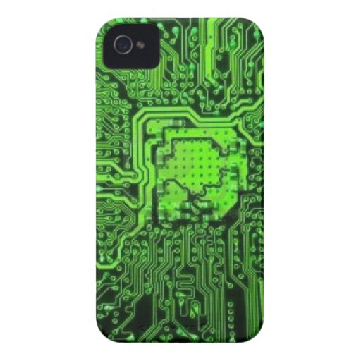 Electronic texture Case-Mate iPhone 4 case
