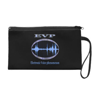 Electronic Voice phenomenon products Wristlet Clutch