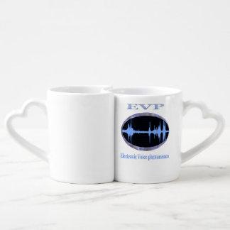 Electronic Voice phenomenon products Coffee Mug Set
