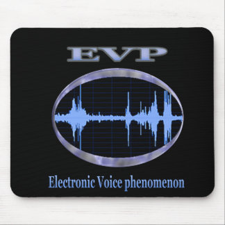 Electronic Voice phenomenon products Mouse Pad