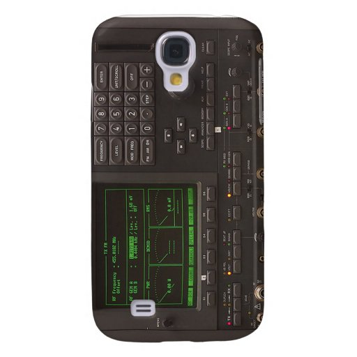 Electronic Voltmeter Galaxy S4 Covers