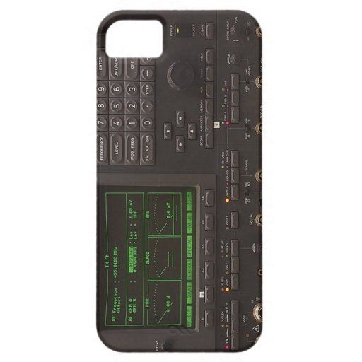 Electronic Voltmeter iPhone 5 Case