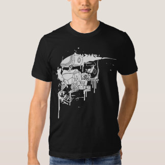 electronic wars 2010 Teil 1 Tee Shirt