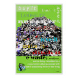 Electronic Waste Poster