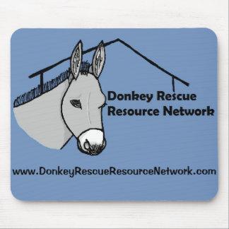 Electrónica de la red del recurso del rescate del  tapetes de raton
