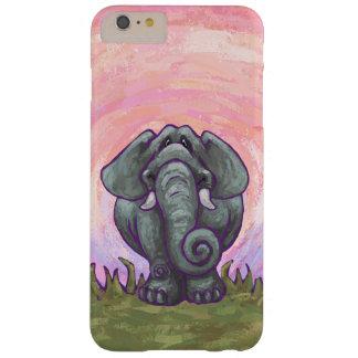 Electrónica del elefante funda de iPhone 6 plus barely there