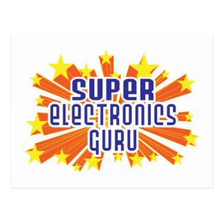 Electrónica estupenda Guru Postal